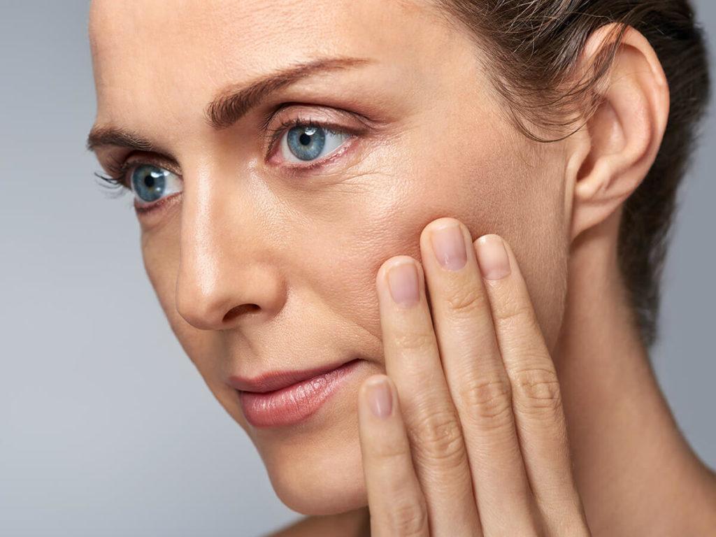 Die extrinsische Alterung der Haut