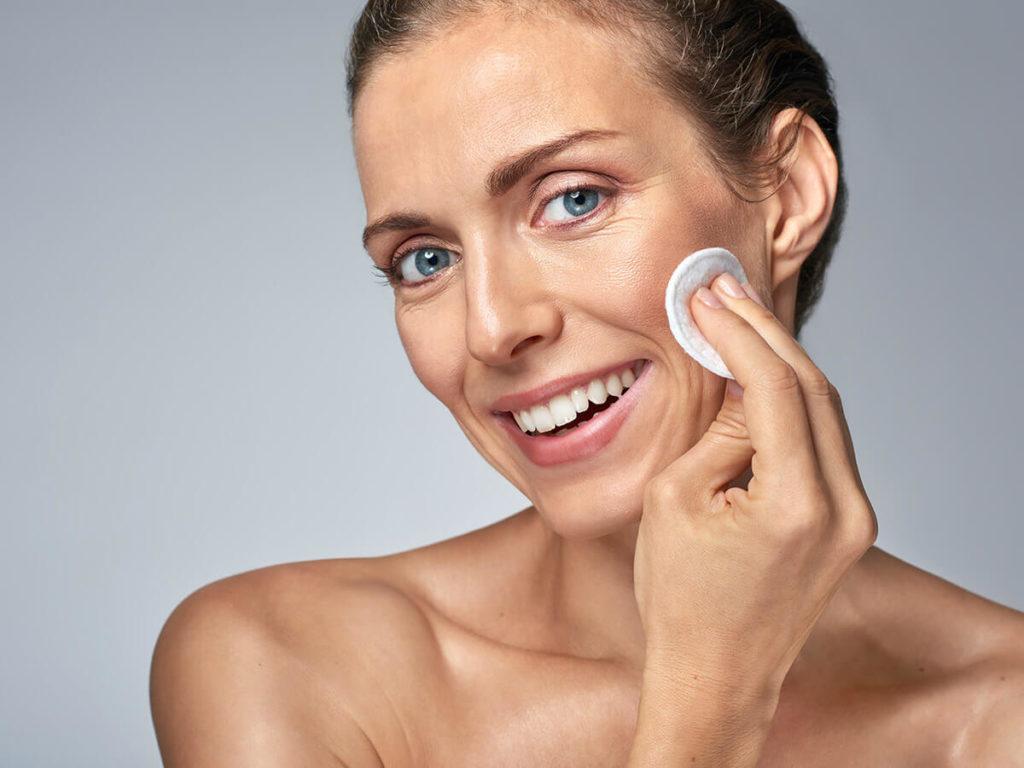 Die Alterung der Haut verlangsamen
