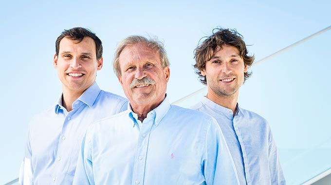 Nico, Hartmut & Robby Beyer Beyer & Söhne 2