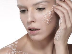 Peeling Arten für unterschiedliche Hauttypen