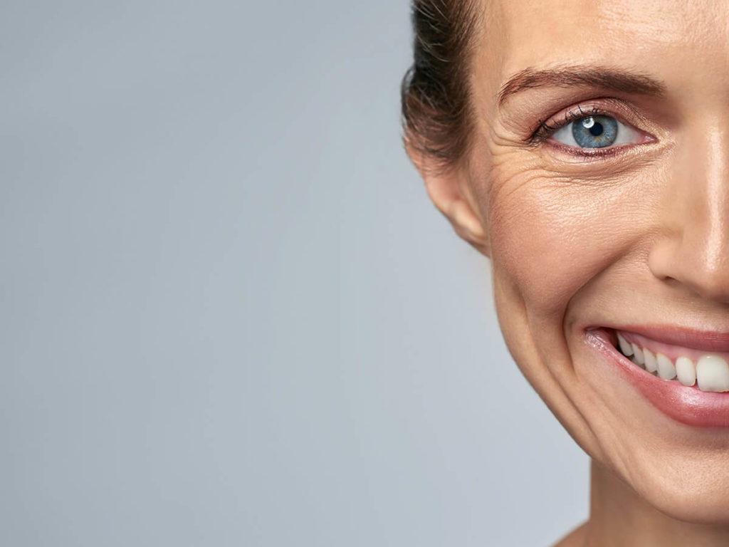 Anti aging zur Vorbeugung von Alterung