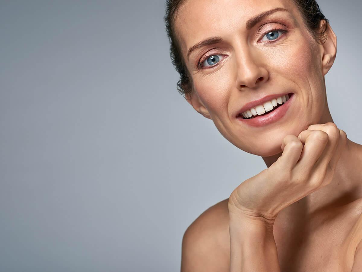 Ursachen von Hautalterung