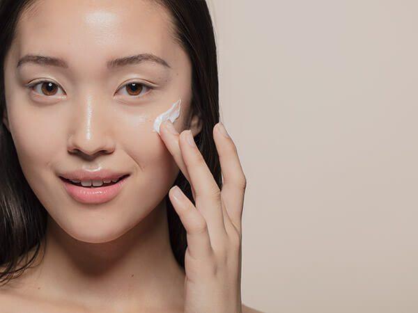 Pflege fettiger Haut